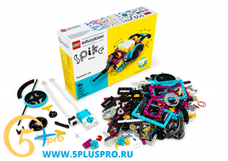 РЕСУРСНЫЙ НАБОР LEGO® EDUCATION SPIKE™ PRIME 45680